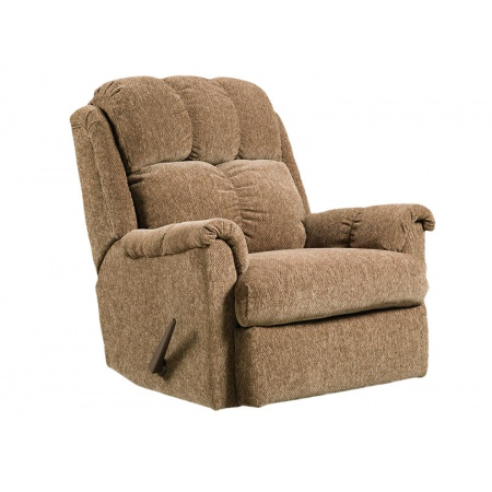 2100 Tahoe Brown Rocker Recliner